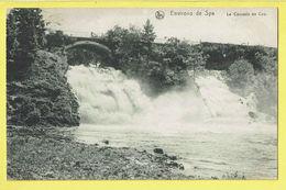 * Coo (Stavelot - Liège - La Wallonie) * (Nels, Georg Stilke) Environs De Spa, La Cascade De Coo, Waterval, Chute - Stavelot
