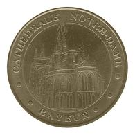 Monnaie De Paris , 2012 , Bayeux , Cathédrale Notre Dame , Le Chevet - Monnaie De Paris