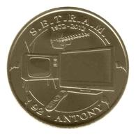 Monnaie De Paris , 2012 , Antony , SETRAM , 1972-2012 - Monnaie De Paris