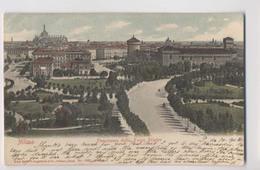 MILANO - 1903 - Italie - Torre Stigler - Colorisée - Milano (Milan)