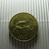 Tanzania 100 Shilingi 2012 - Tanzanía
