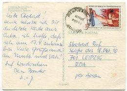 Cuba - Postcard - Carte Postale - Unclassified