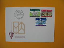 FDC Luxembourg   1992 -  Lot De  10   FDC  à Voir - FDC