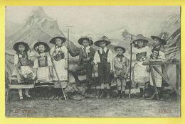 * Gent - Gand (Oost Vlaanderen) * (M. Marcovici, Nr 16) Cortège Enfants, Stoet 30 Juni 1912, Costumes Tirol, Austria TOP - Gent