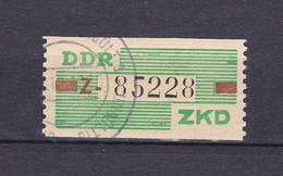 DDR - 1960 - Dienstmarken B - Michel Nr. VII Z - 20 Euro - Dienstpost