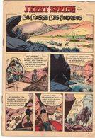 JERRY SPRING N°5 LA PASSE DES INDIENS 1957 INCOMPLET MANQUE LA COUVERTURE - Bücher, Zeitschriften, Comics