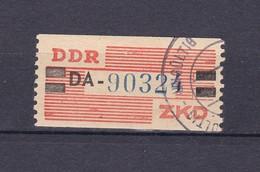 DDR - 1960 - Dienstmarken B - Michel Nr. X DA - 20 Euro - Dienstpost