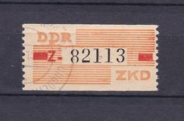 DDR - 1960 - Dienstmarken B - Michel Nr. IX Z - 20 Euro - Dienstpost