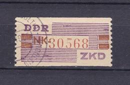 DDR - 1960 - Dienstmarken B - Michel Nr. VI NK - 20 Euro - Dienstpost