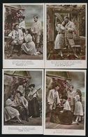 """Opéra - """"Paul Et Vircinie   """" - Série Complète  10 Cartes  3 Scans - Opéra"""