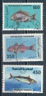 °°° TUNISIA - Y&T N°1163/65 - 1991 °°° - Tunisia (1956-...)