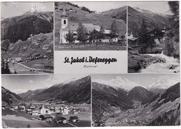 St. Jakob I. Defereggen - Osttirol - (1962) - Lienz