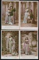 """Opéra - '' Hamlet    """" - Série Complète  10 Cartes  3 Scans - Opéra"""