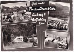 Greifenburg - Pension 'Alpenblick', Amberg 4 Ktn. - (1966) - Spittal An Der Drau