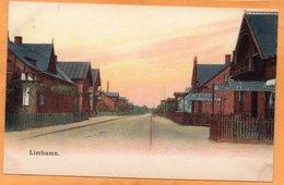 Limhamn Sweden 1900 Postcard - Suède