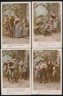"""Opéra - '' L'Arlesienne   """" - Série Complète  10 Cartes  3 Scans - Opéra"""