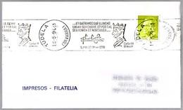 Rey CARLOS III EL NOBLE. Tudela, Navarra, 1990 - Otros
