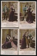 "Opéra - '' Werther "" - Série Complète  10 Cartes  3 Scans - Opéra"