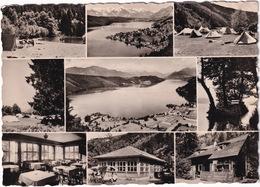 Dobriach Am Millstättersee - 'Auto-Camp', Pension U. Fremdenzimmer Lois Unterkofler - (1960) - Kärnten - Millstatt