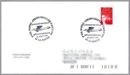 80 ANIV. PRIMER CORREO POSTAL REGULAR LA BOURGET-ESCOUBLAC. La Baule 1998 - Correo Postal