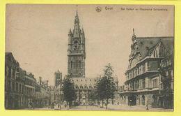 * Gent - Gand (Oost Vlaanderen) * (Nels, Reeks 3, Nr 22) Belfort En Vlaamse Schouwburg, Théatre Flamand, Belfroi, Rare - Gent