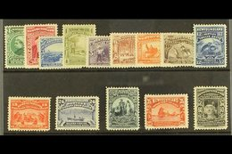 1897  Discovery Anniversary Complete Set, SG 66/79, Fine Fresh Mint. (14 Stamps) For More Images, Please Visit Http://ww - Newfoundland And Labrador