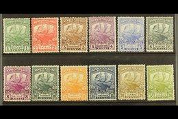 1919  Newfoundland Contingent Complete Set, SG 130/141, Very Fine Mint. (12 Stamps) For More Images, Please Visit Http:/ - Newfoundland And Labrador