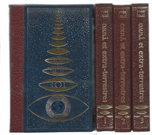 O.V.N.I. Et Extra-Terrestres - Serie Neuve De 4 Volumes - Ed Famot -1977 - Lots De Plusieurs Livres
