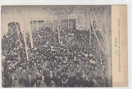 Täbriz - Le Départ Des Députés D L'Äserbaidjan à Téhéran - 1907       (A-87-160423) - Iran