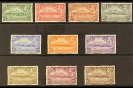 1932  300th Anniversary Of Settlement Complete Set, SG 84/93, Very Fine Mint (10 Stamps) For More Images, Please Visit H - Montserrat