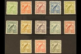 1931  Tenth Anniversary - Bird Of Paradise Complete Set, SG 150/62, Fine Mint, Very Fresh. (13 Stamps) For More Images,  - Papouasie-Nouvelle-Guinée
