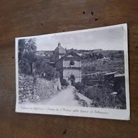 Cartolina Postale 1930 Circa, Cortona Chiesa Di S. Maria Delle Grazie Al Calcinaio - Arezzo
