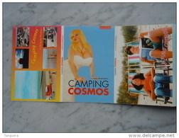 Camping Cosmos Carnet Dépliant 10 Cartes A Film By Jan Bucquoy Lolo Ferrari Jan Dcleir - Cinema