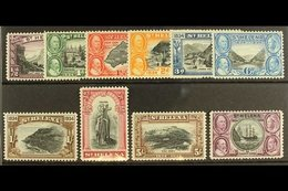 1934  Centenary Set Complete, SG 114/23, Very Fine Mint (10 Stamps) For More Images, Please Visit Http://www.sandafayre. - Saint Helena Island