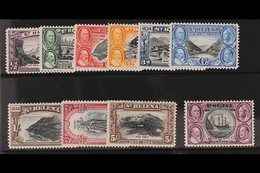 1934  Centenary Of British Colonisation Complete Set, SG 114/123, Very Fine Mint. (10 Stamps) For More Images, Please Vi - Saint Helena Island