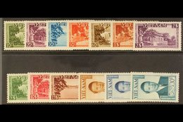 1951  Emperor Bao Dai, Complete Set, SG 61/73, Mint, Cat.£300 (13 Stamps). For More Images, Please Visit Http://www.sand - Vietnam