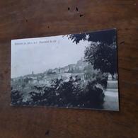 Cartolina Postale 1923, Cortona Panorama Da Est - Arezzo