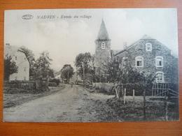 CPA - Nadrin - Entrée Du Village - Houffalize