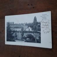 Cartolina Postale 1930 Circa, Cortona Giardini Pubblici - Arezzo