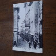 Cartolina Postale 1912, Cortona Via Guelfa,  Palazzo Cristofanello - Arezzo