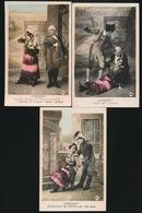 """Opéra - '' Carmen """" - 5 Cartes  2 Scans - Opéra"""