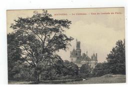ANTOING - Le Château - Vue De L'entrée Du Parc 1910 - Antoing