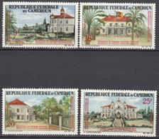 Du N° 425 Au N° 428 Du Cameroun - X X - ( E 1342 ) - Architecture