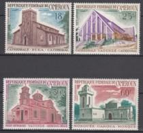 PA N° 91 Au N° 94 Du Cameroun - X X - ( E 228 ) - Churches & Cathedrals