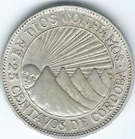 Nicaragua - 1936 - 25 Centavos - KM14 - Nicaragua