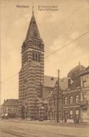 """MERXEM-MERKSEM-ANTWERPEN """"ST.FRANCISCUS KERK-EGLISE ST.FRANCOIS"""" - Antwerpen"""