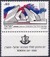 ISRAEL 1990 Mi-Nr. 1157 ** MNH - Ungebraucht (mit Tabs)