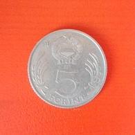 5 Forint Münze Aus Ungarn Von 1984 (sehr Schön) - Ungarn