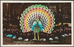 Morecambe Illuminations, Lancashire, C.1930s - Matthews RP Postcard - Angleterre