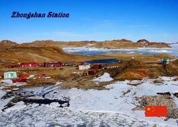 Antarctica Zhongshan Station China New Postcard Antarktis AK - Ansichtskarten